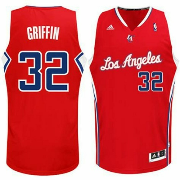 check out 70e61 eec99 Blake Griffin Clippers Jersey